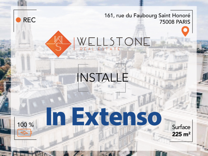 Wellstone installe In Extenso