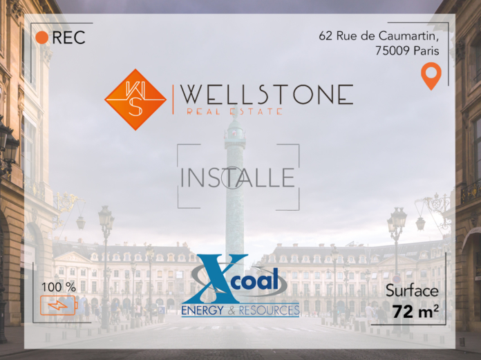 Wellstone installe Xcoal